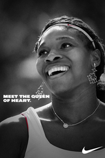Serena Williams Nike Ads