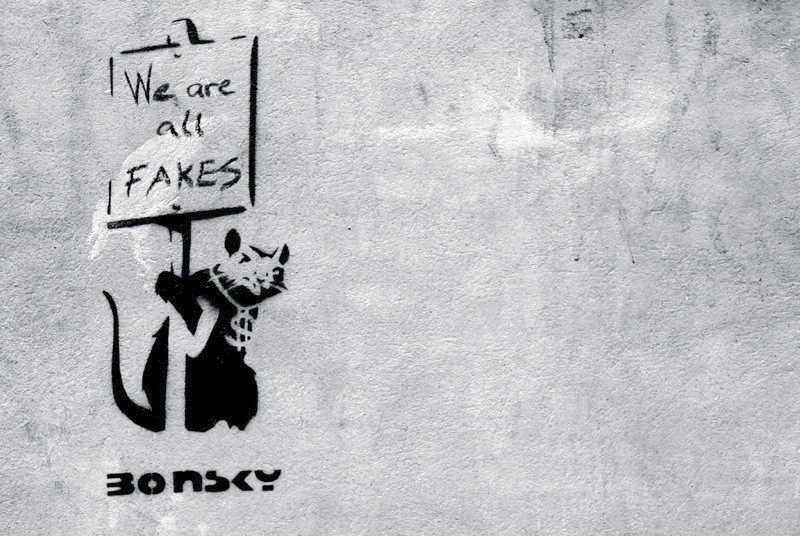 Banksy: Graffiti Is Art