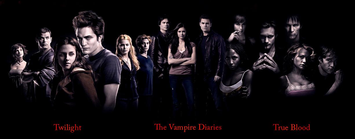 Sexualization of vampires